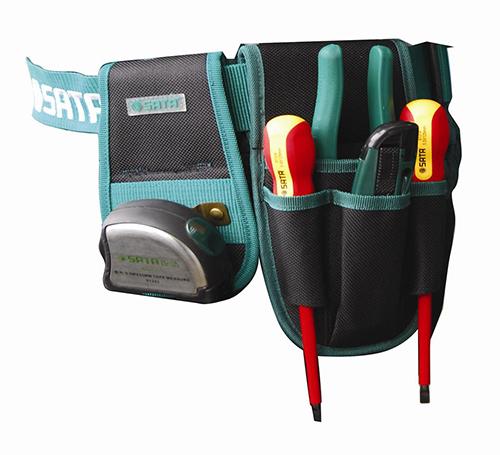 4袋式工具腰包