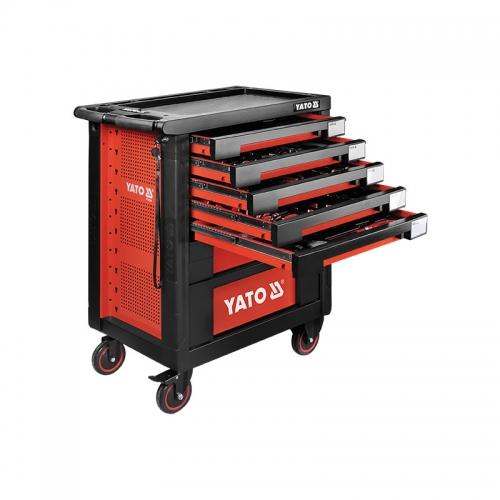 YT-55292 189件套工具车托盘组套
