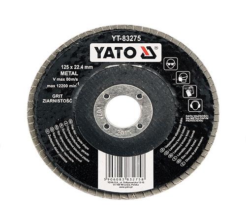YT-83271 平行百叶轮