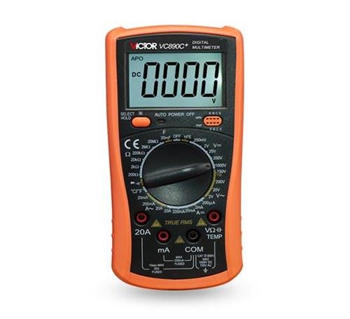 数字万用表VC890C+-1